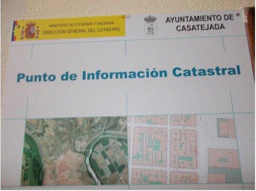 PUNTO DE INFORMACION CATASTRAL